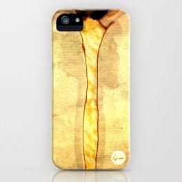 Born iPhone Case