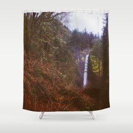 Latourell Falls - OR #1 Shower Curtain