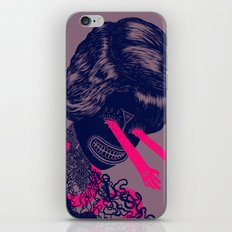 look into my beautiful eyes iPhone & iPod Skin