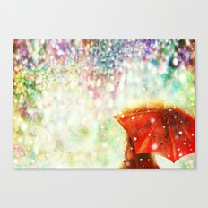DIAMOND SKY Canvas Print