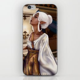HALAMSHIRAL iPhone Skin
