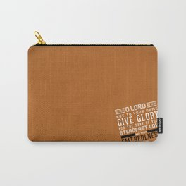 Psalms 115:1 Carry-All Pouch