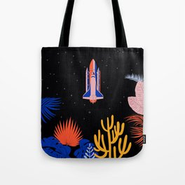 Extra Planet Tote Bag