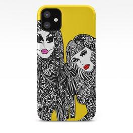 UNHhhh iPhone Case
