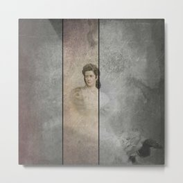 Sisi, Empress Elisabeth of Austria Metal Print