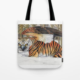 Griffis Tote Bag