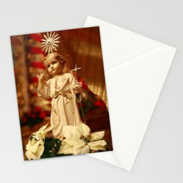 Baby Jesus Stationery Cards