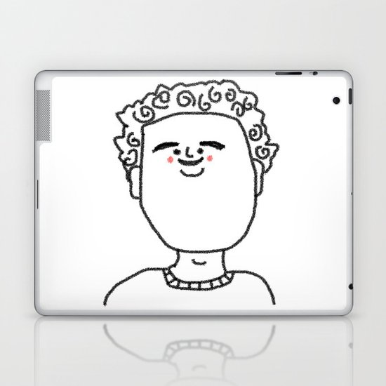 Harry Baby Laptop & iPad Skin