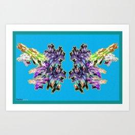Frakblot Jack Art Print