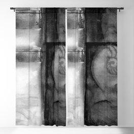 Nature Voices No.3o by Kathy Morton Stanion Blackout Curtain