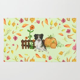 Fall With Fluff Rug