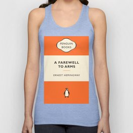 A Farewell to Arms Unisex Tank Top