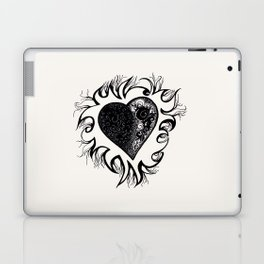 """If I Had A Heart, This Is What It Would Look Like"" Laptop & iPad Skin"