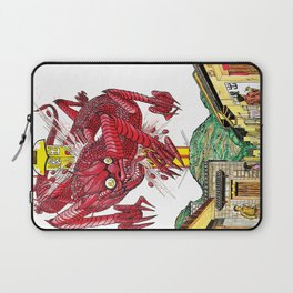 Tuidang - Quit the Communist Party Laptop Sleeve