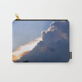 Clouds No.2   -  Sunset Carry-All Pouch