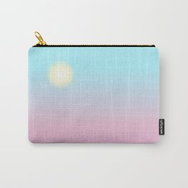 Sunrise under the sky Carry-All Pouch