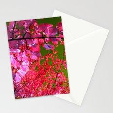 autumn tree VII Stationery Cards