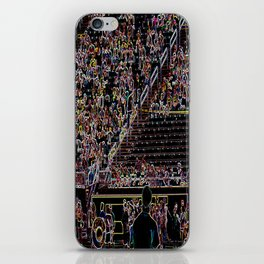 In The Stands iPhone Skin