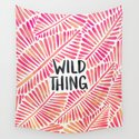 Wild Thing – Pink Ombré & Black Palette by catcoq