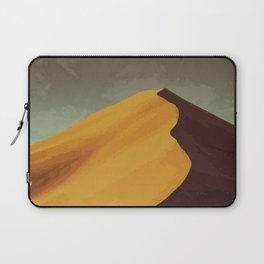 Athabasca Sand Dunes Poster Laptop Sleeve