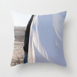MINIMAL DESERT Throw Pillow