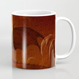 Dragon's world Coffee Mug