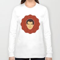 james bond Long Sleeve T-shirts featuring James Bond - Goldeneye by Kuki