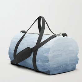 Indigo Abstract Painting | No. 5 Duffle Bag