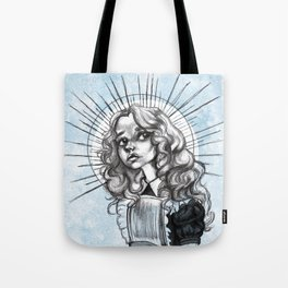 Young Alice Tote Bag