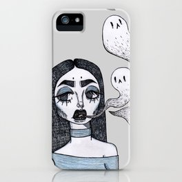 Ghastly Fumes iPhone Case