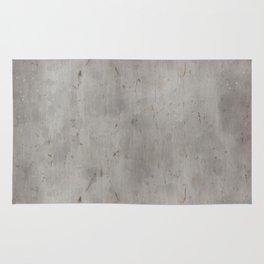 Dirty Bare Concrete Rug