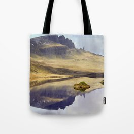 Reflection of Storr Tote Bag