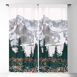 wanderlust Blackout Curtain
