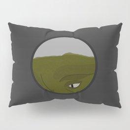 Jurassic Eye Pillow Sham