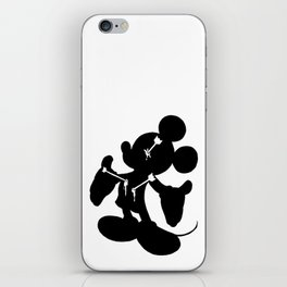 Mickey is Dead No.2 iPhone Skin