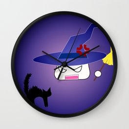 Kitty-chan messed up! Wall Clock