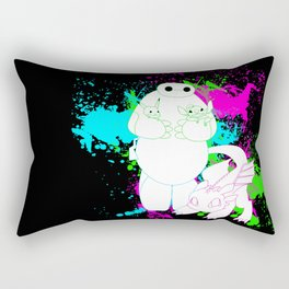 Hairy Baby Daycare Rectangular Pillow