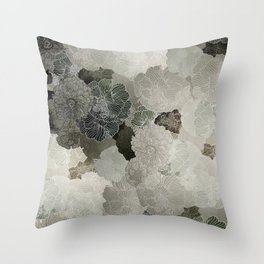GreyGreen SS14 Blue Hues Throw Pillow