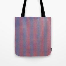 Worn Stripes Tote Bag