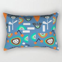Funky fresh party Rectangular Pillow