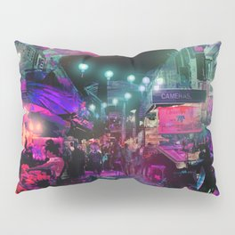 Tunes of the Night Pillow Sham