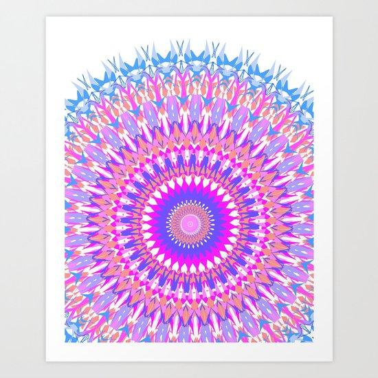 SPARSHA Art Print