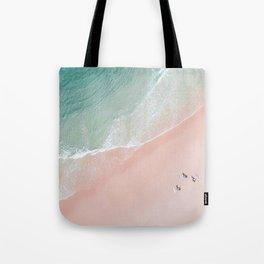 Surf Yoga II Tote Bag