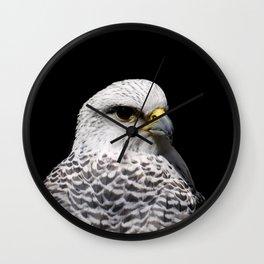 Gyrfalcon Wall Clock