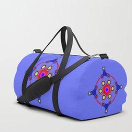 Fidget Spinner Design version 4 Duffle Bag