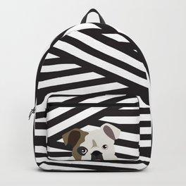 English Bulldog Backpack