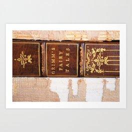 Grimm's Fairy Tales Art Print