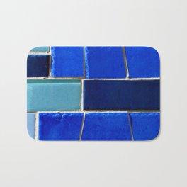 Blue Hues Bath Mat