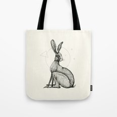 'Wildlife Analysis VI' Tote Bag