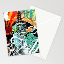 Exquisite Corpse: Round 4 Stationery Cards